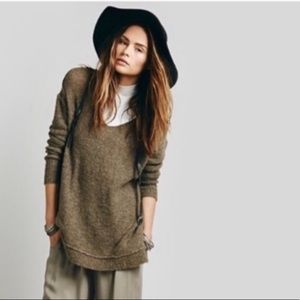 Free People | 🧸 Sudan Slouchy Sweater